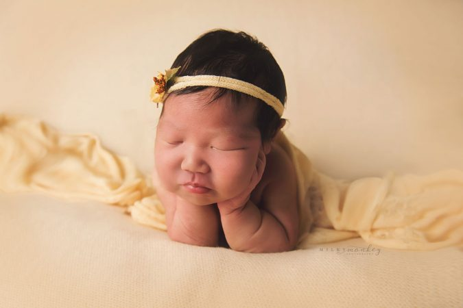 Maryland and Washington D.C.'s Premier Newborn and Baby Photographer