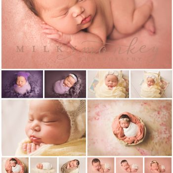 Classic Newborn Sessions – Maryland Newborn Photographer