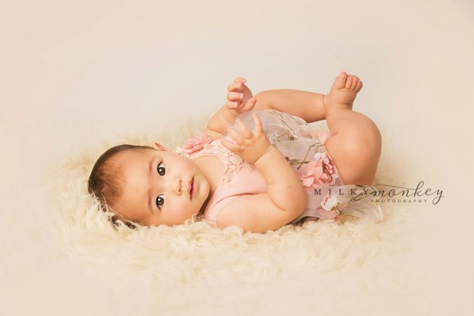 Maryland's Baby Photographer's Advice on What to Wear for Baby Portraits